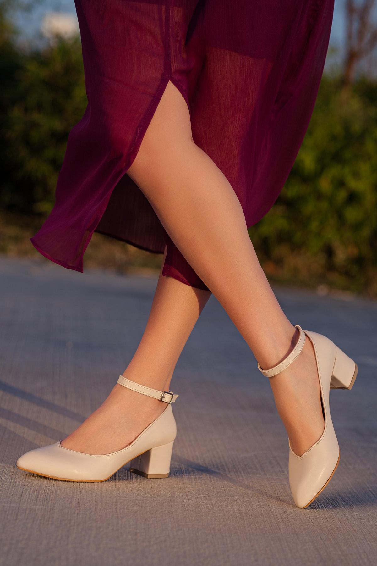 Daxtors Vizon Kadın Ayakkabı DXTRSWMNDŞK715 2