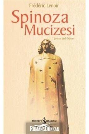 İş Bankası Kültür Yayınları Spinoza Mucizesi - Frederic Lenoir 9786254050688