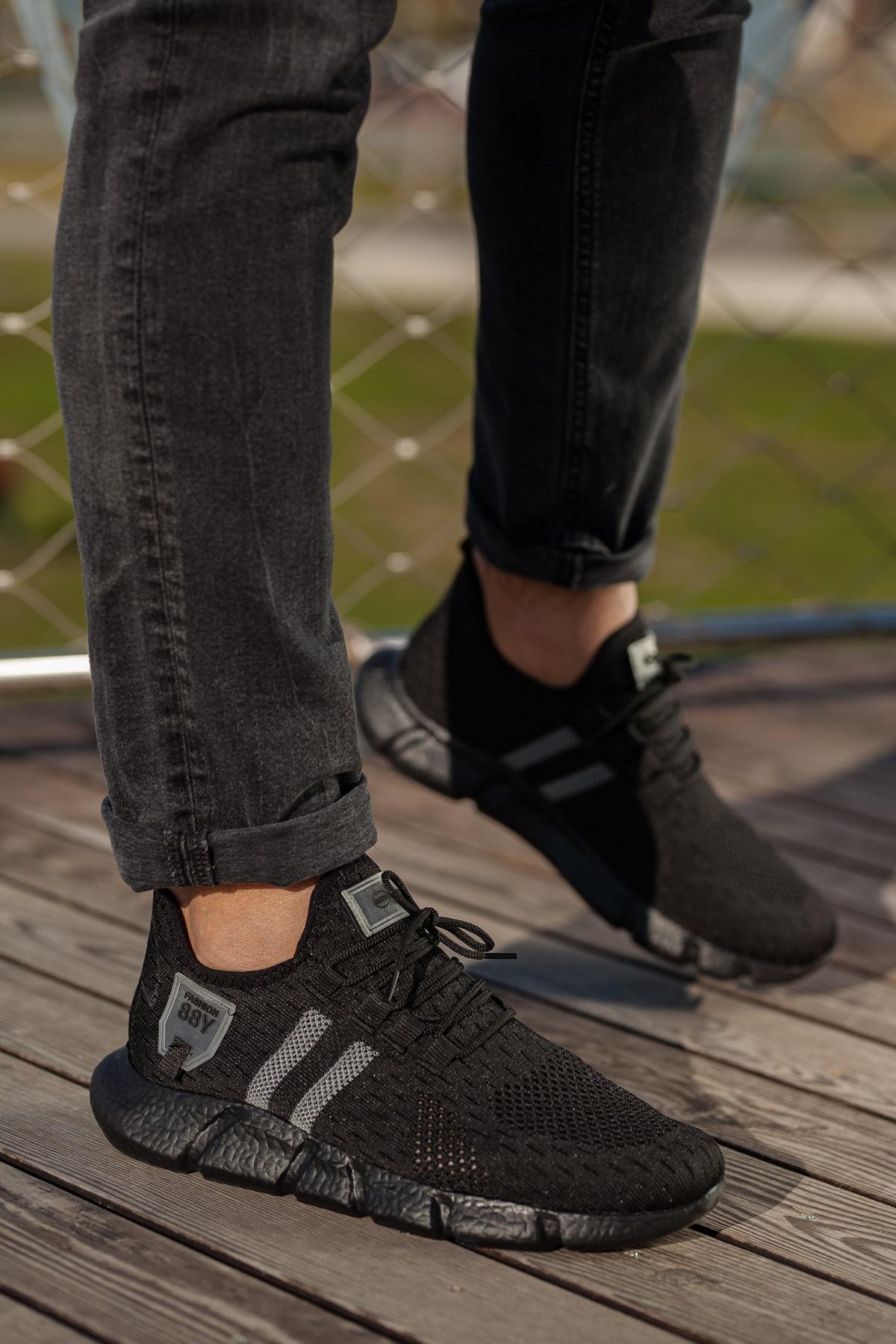 Daxtors Erkek Günlük Ortopedik Sneaker 1