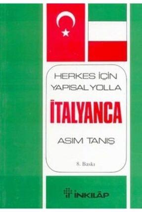 İnkılap Kitabevi Herkes Için Yapısal Yolla Italyanca