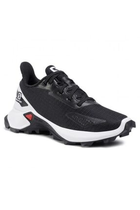 Salomon 411161 Alphacross Blast J Black/white/black Outdoor Ayakkabı