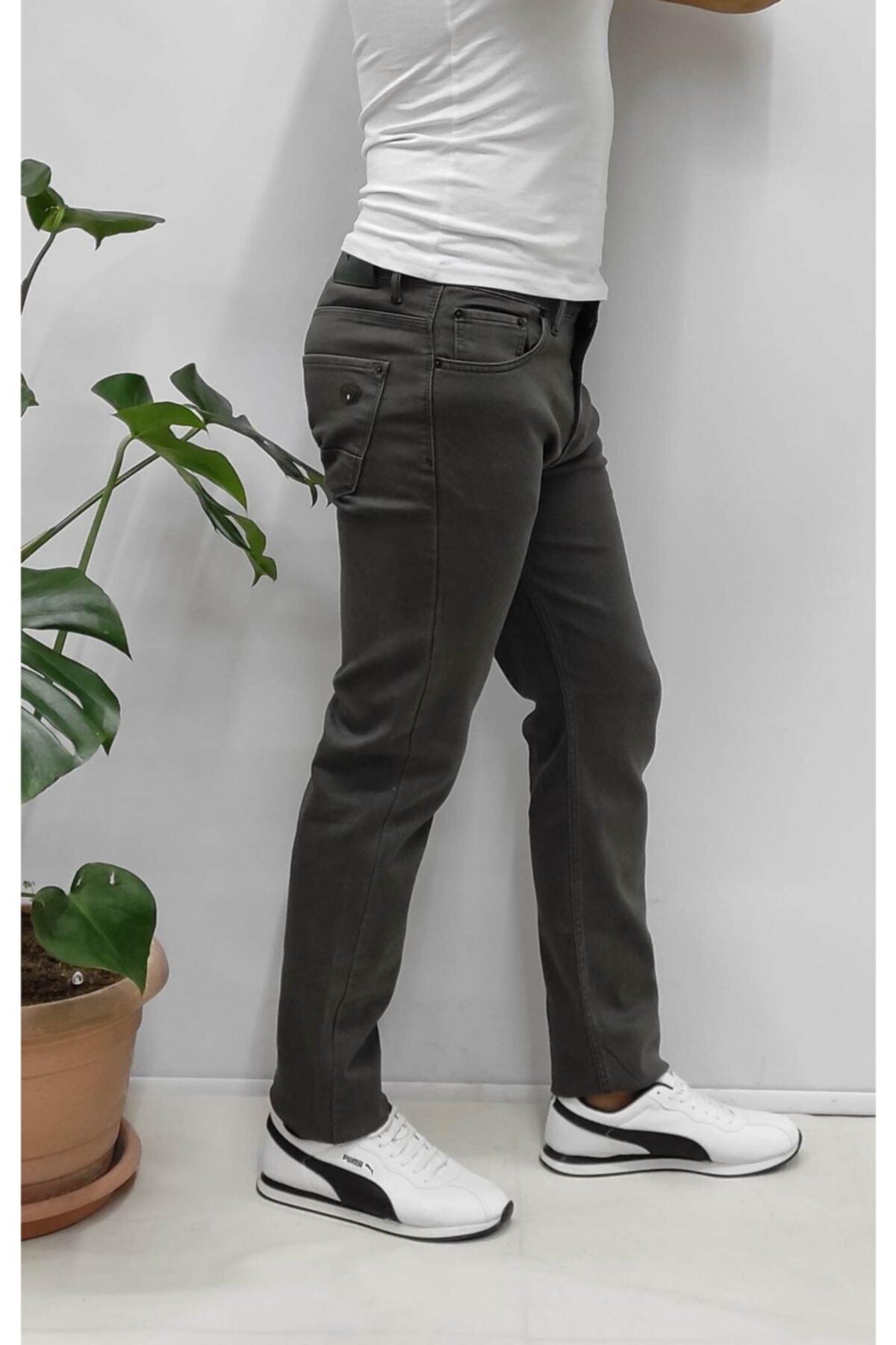 YNGMENCLASS Likralı Büyük Beden Battal Jeans Kot 1