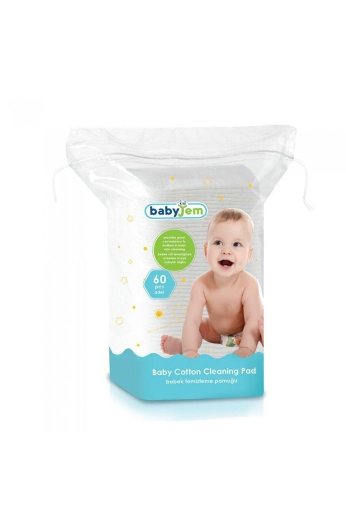 Babyjem Bebek Temizleme Pamuğu 1