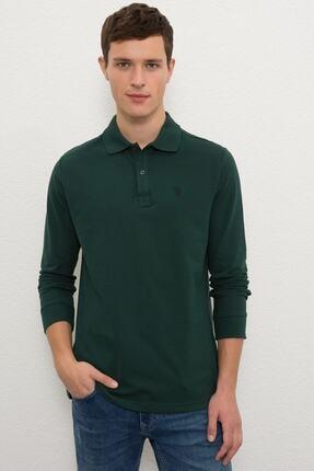 U.S. Polo Assn. Yesıl Erkek Sweatshirt