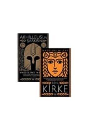 İthaki Yayınları Ben Kirke Akhilleus'un Şarkısı Mitoloji Seti