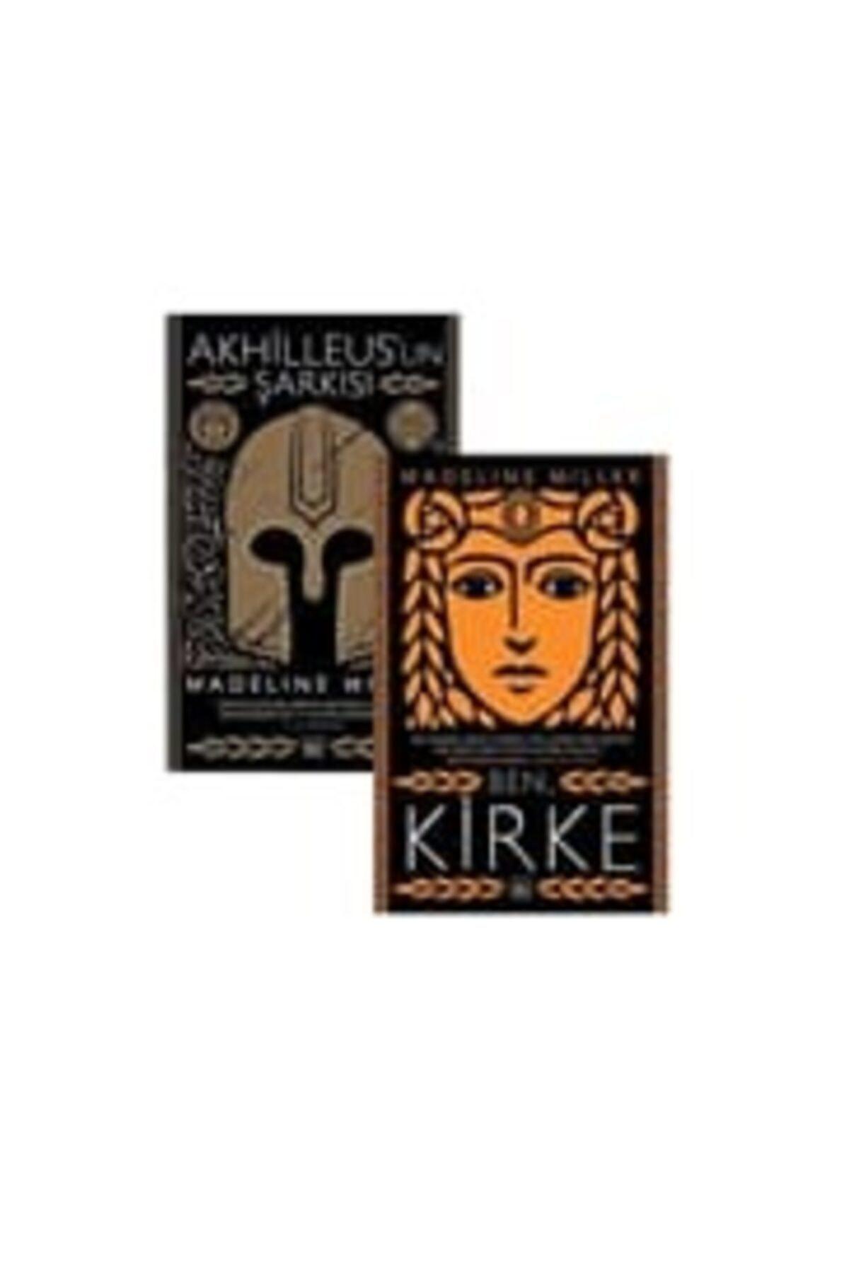 İthaki Yayınları Ben Kirke Akhilleus'un Şarkısı Mitoloji Seti 1