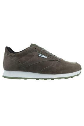 Jump Haki Nubuk Kadın Sneaker 190 19882G