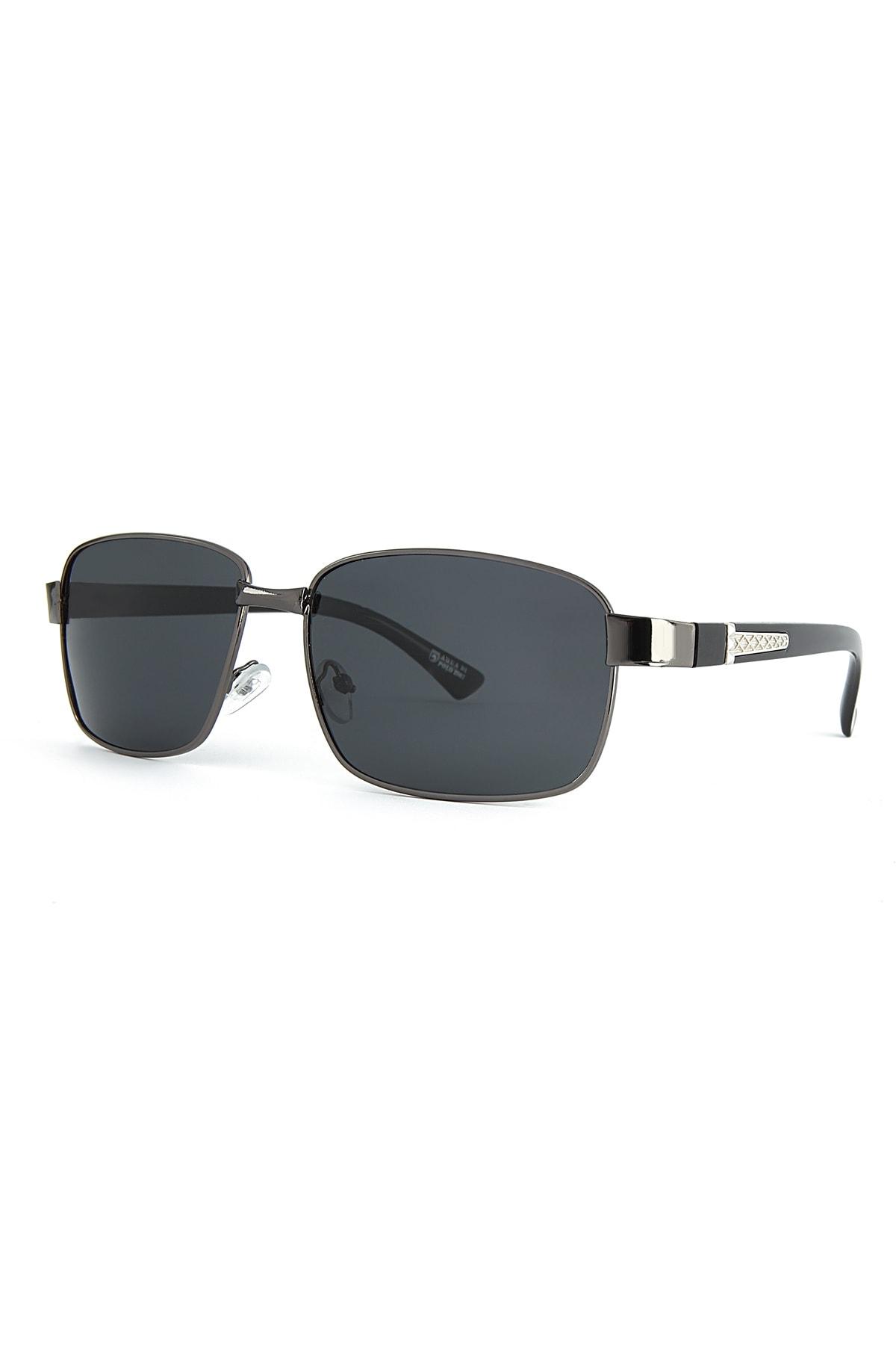 Aqua Di Polo 1987 Basic Siyah Erkek Güneş Gözlüğü Apss033800 1