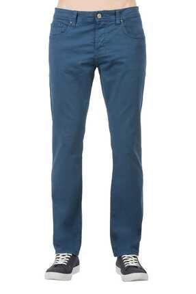 Colin's 044 Karl Slim Fit Orta Bel Düz Paça Erkek Indigo Pantolon