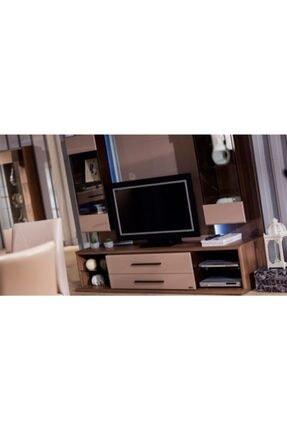 İSTİKBAL Kahverengi Dolaplı TV Ünitesi
