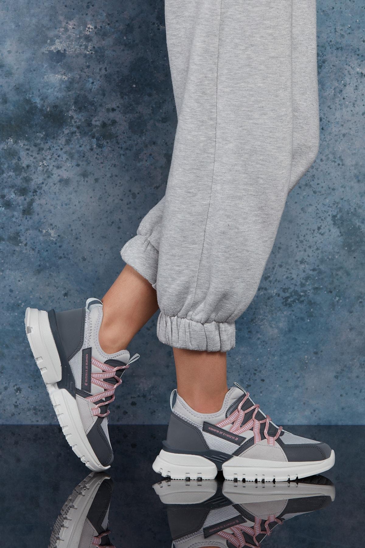 DARK SEER Buz Füme Kadın Sneaker 1
