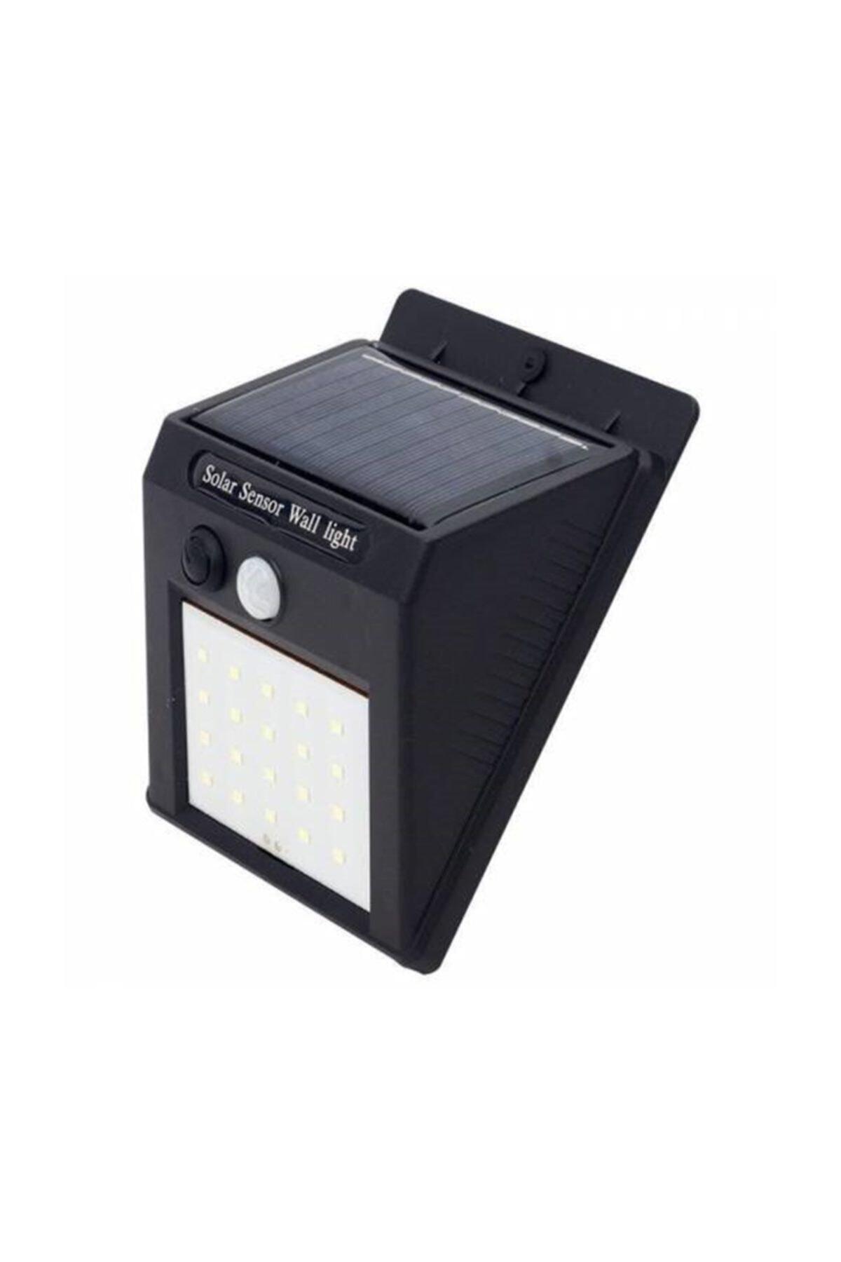 Starmax Solar Sensörlü 20 Led Bahçe Aydınlatma 1