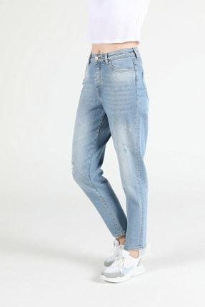 Colin's 896  Marıa Mom Fit Yüksek Bel Rahat Kesim Paça  Kadın  Jean Pantolon