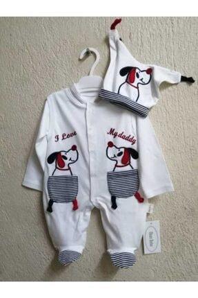 OKAN BEBE Bebek Tulum Takımı 3'lü