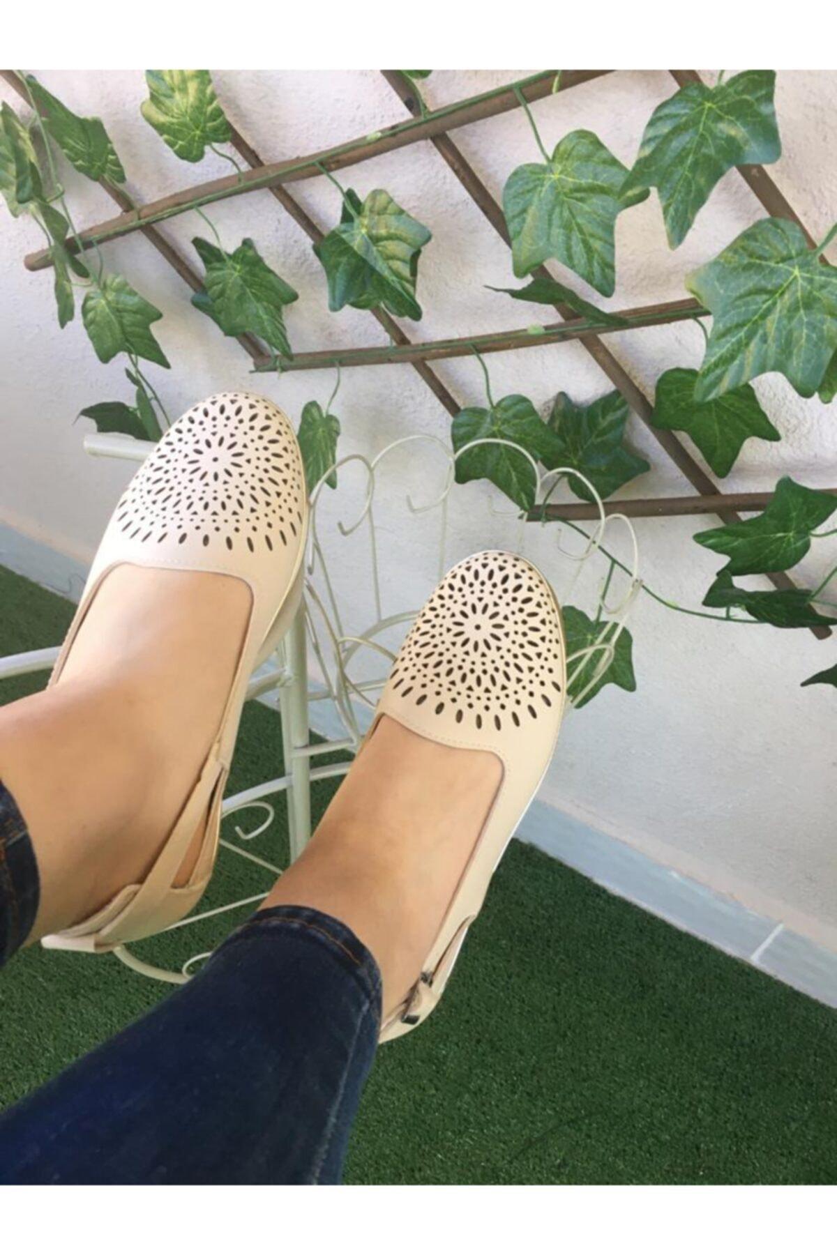 AYTU Günlük Babet Ayakkabı 1
