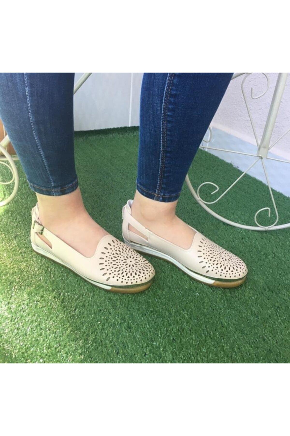 AYTU Günlük Babet Ayakkabı 2