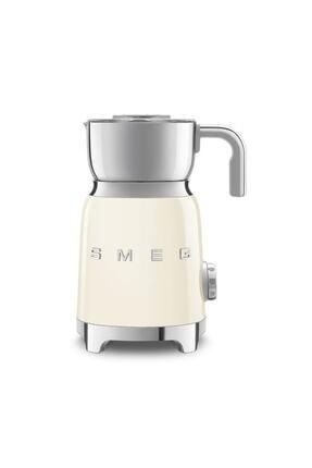 SMEG Otomatik Kapanan Krem Süt Köpürtme Makinası Mff01creu