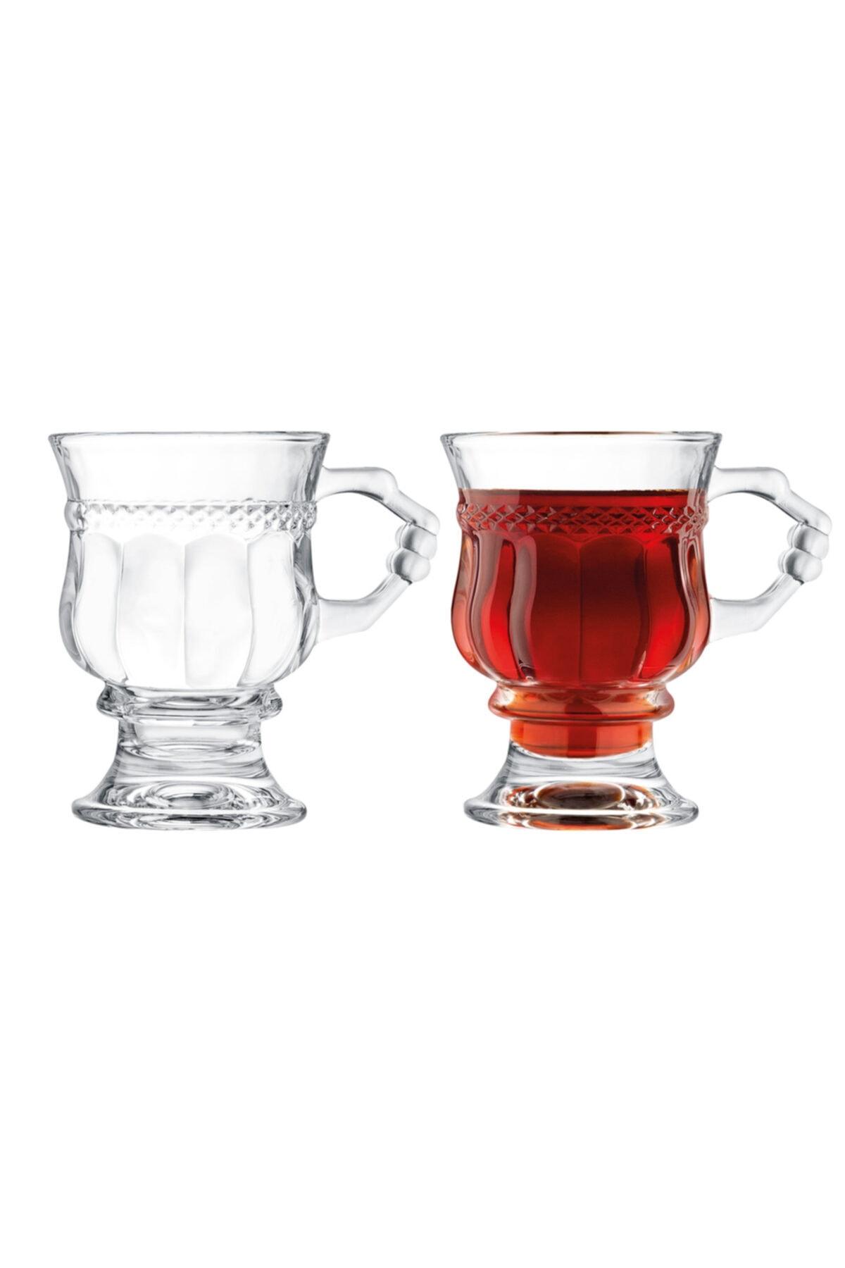 Madame Coco Majori 4'lü Çay Fincanı 2