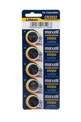 Maxell CR2032 Düğme Pil