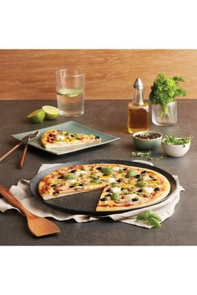 Karaca Mutfaksever Biogranit Grey Pizza Tavası