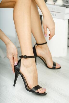 MUGGO Mglily10 Anne Topuklu Ayakkabı