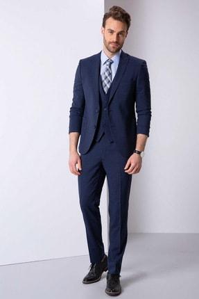 Pierre Cardin Lacivert Erkek Takım Elbise G021Gl001.000.751051