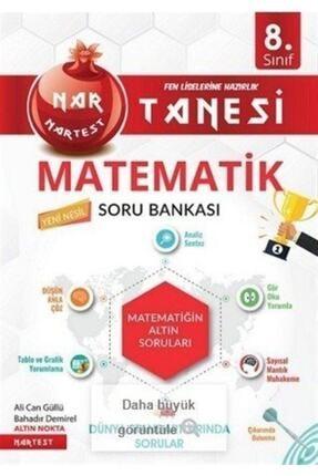 Nartest Yayınları 8. Sınıf Matematik Soru Bankası Fen Liselerine Hazırlık