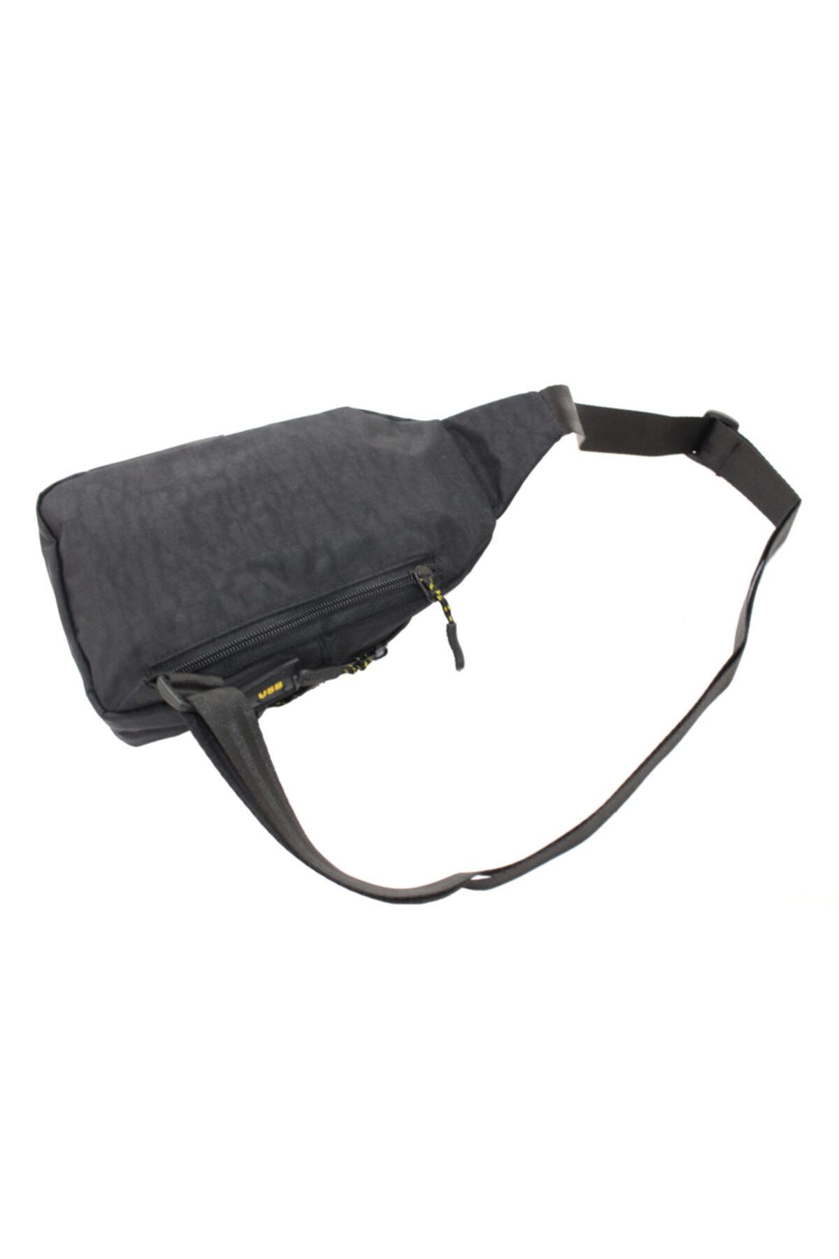 SEVENTEEN 4924 Tek Omuz Askılı Krinkle Sırt  Göğüs Çantası  Body Bag 1