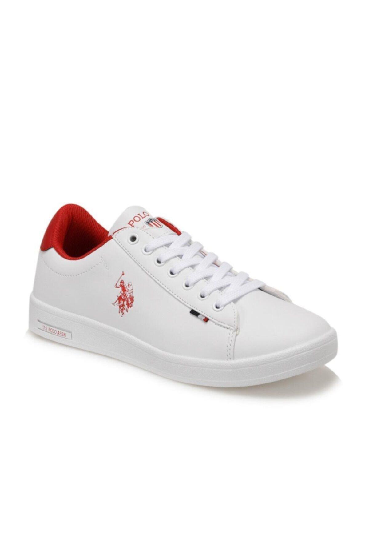 U.S. Polo Assn. FRANCO DHM Beyaz  Sneaker Ayakkabı 100548973 1