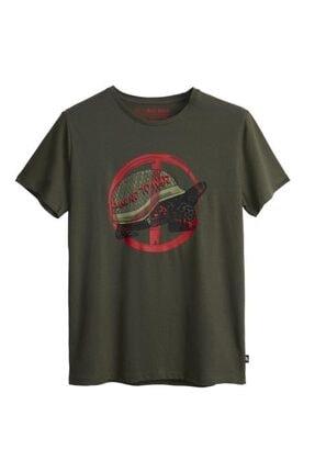 Bad Bear Erkek T-shirt 21.01.07.040