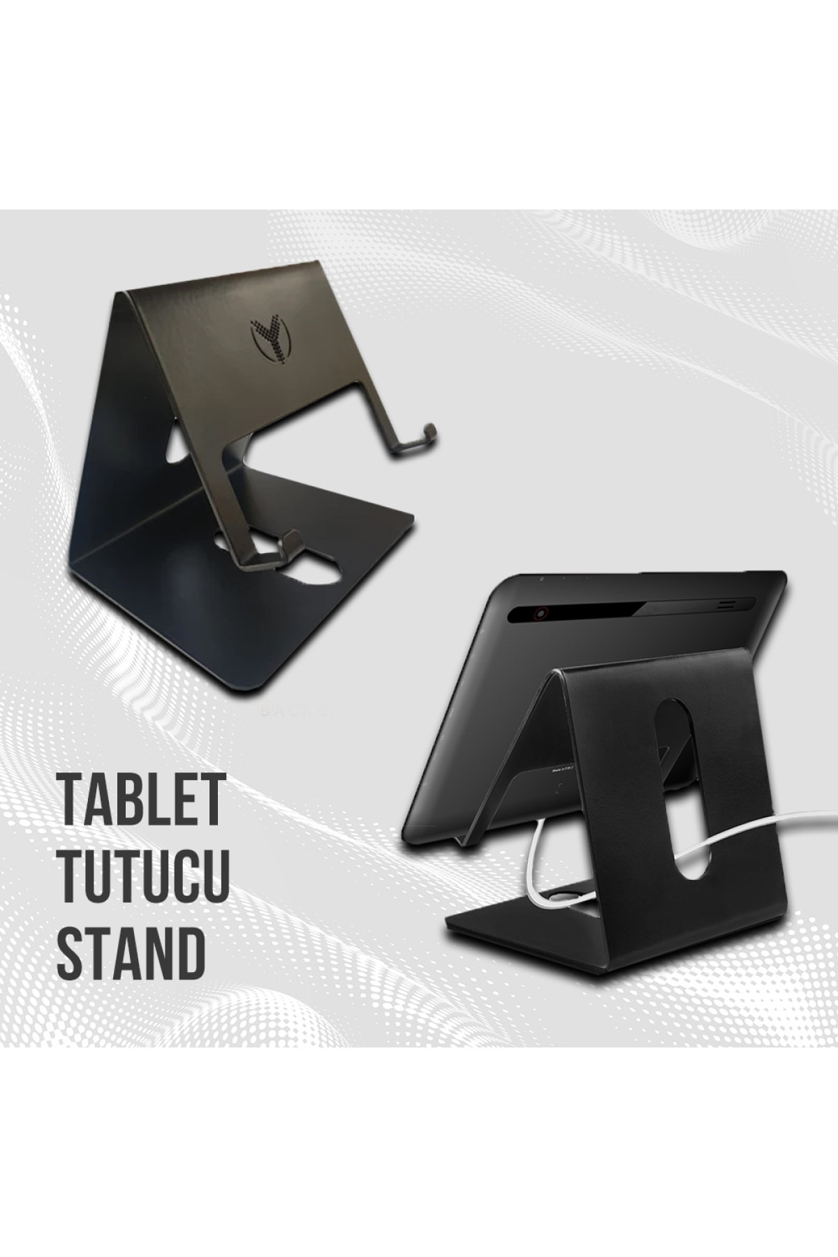 Yücecengiz Metal Masaüstü Metal Tablet Tutucu Stand 2