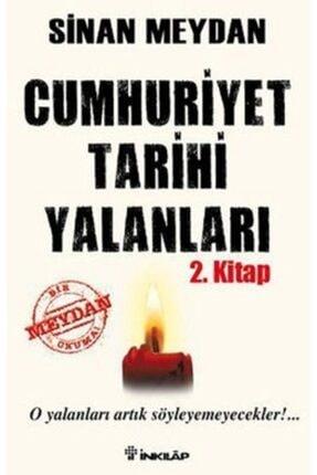 İnkılap Kitabevi Cumhuriyet Tarihi Yalanları 2. Kitap