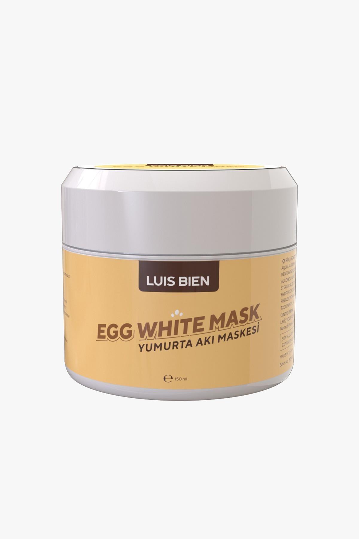 Luis Bien Egg White Pore Gözenek Maskesi 150 ml 2