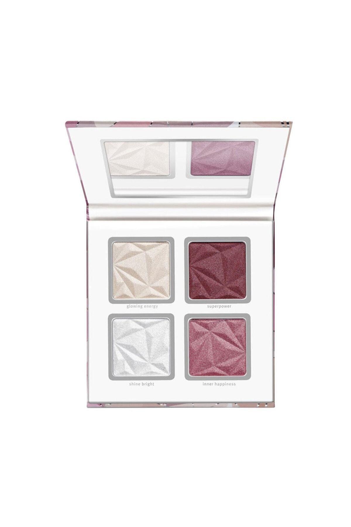 Essence Allık & Aydınlatıcı Paleti - Crystal Blush & Highlighter Palette 4059729226990 1