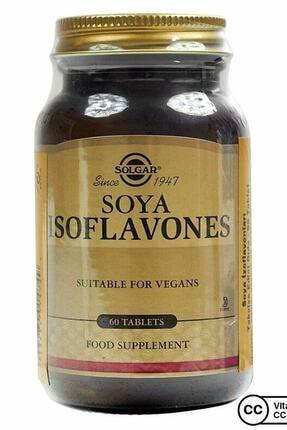 Solgar Soya Isoflavones 60 Tablet