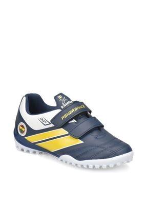 Fenerbahçe FB TRIM J TURF FB Lacivert Sarı Erkek Çocuk Halı Saha Ayakkabısı 100280638