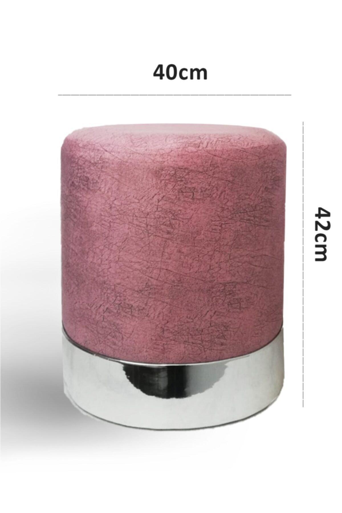 Zem Queen Rose - Silver Puf 2