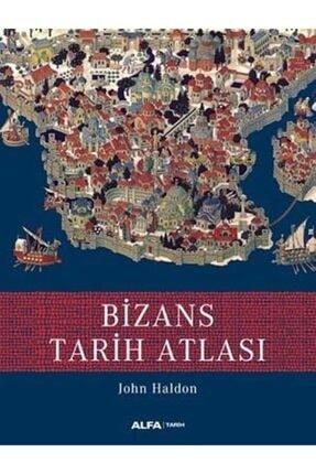 Alfa Yayınları Bizans Tarih Atlası