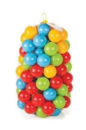 NORFOLK Oyun Havuz Topu Şişme Oyun Havuz Topları 6 Cm 100 Adet - Filede /