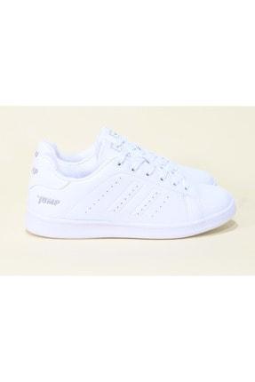 Jump 15306 Ortopedik Sneakers Ayakkabı - Beyaz - 38