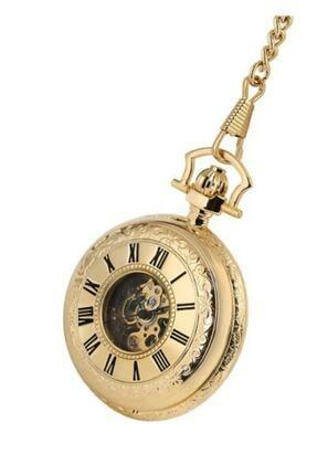 Hislon Hıslon 9102-12113 Kurmalı Cep Saati