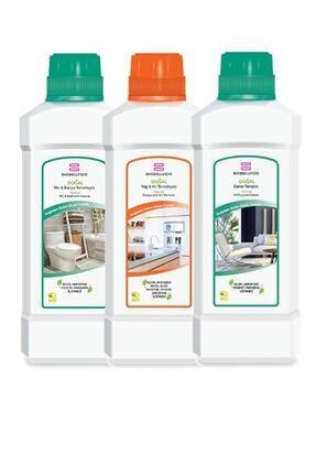 BioBellinda Wc Banyo Yağ Kir Temizleyici Genel Temizlik
