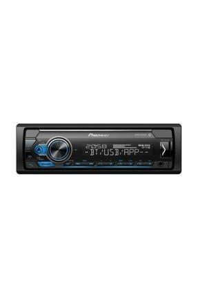 Pioneer Pıoneer Mvh-s325bt Usb/fm/aux/bt Bluetoothlu Mekaniksiz Oto Teyp 4 X 50 Watt