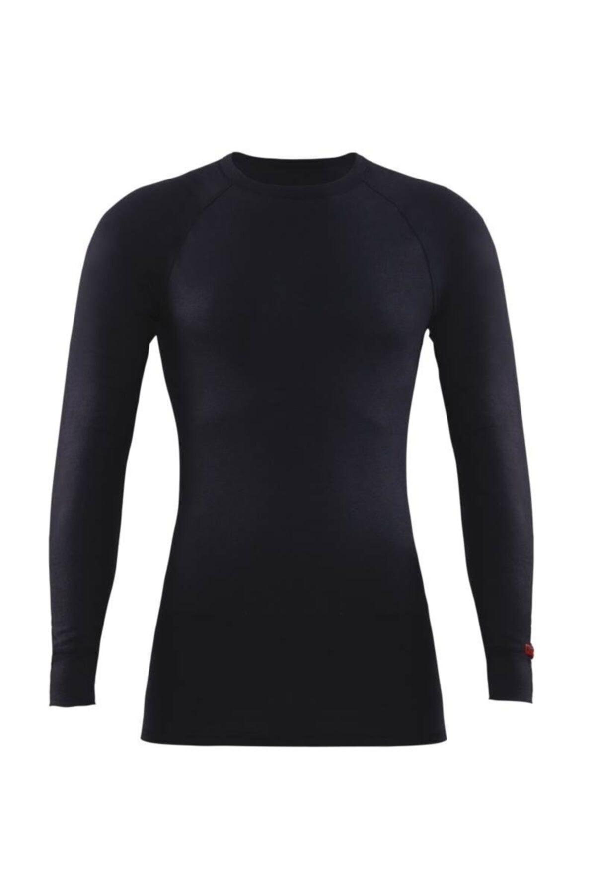 Blackspade Erkek Termal Tişört 2. Seviye 9259 - Siyah 1