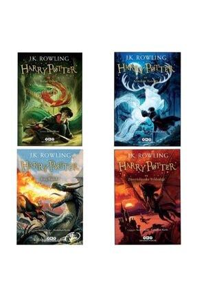 Yapı Kredi Yayınları Harry Potter Ve Sırlar Odası Azkaban Tutsağı Ateş Kadehi Zümrüdüanka Yoldaşlığı Harry Potter Set