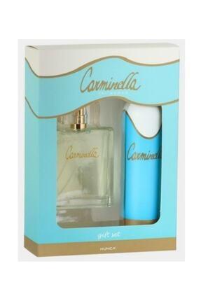 Carminella Carmina Edt 100 Ml Kadın Parfüm Deodorant Set