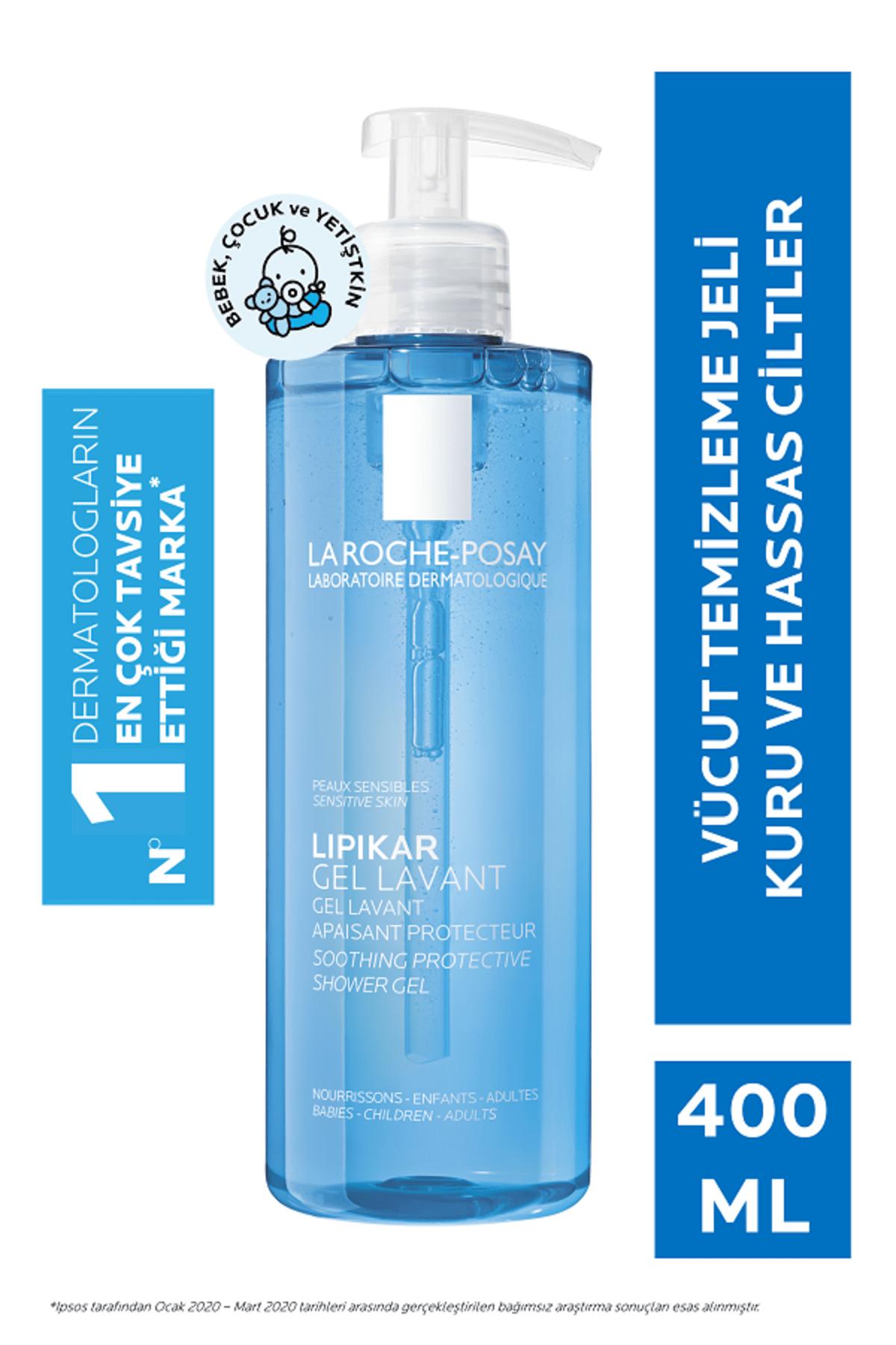 La Roche Posay Posay Lipikar Gel Lavant - Jel Temizleyici 400 ml