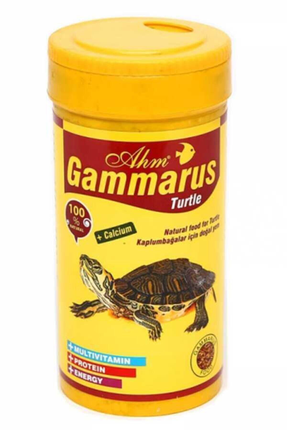 Ahm Gammarus Kaplumbağa Yemi Karides 250 ml 2