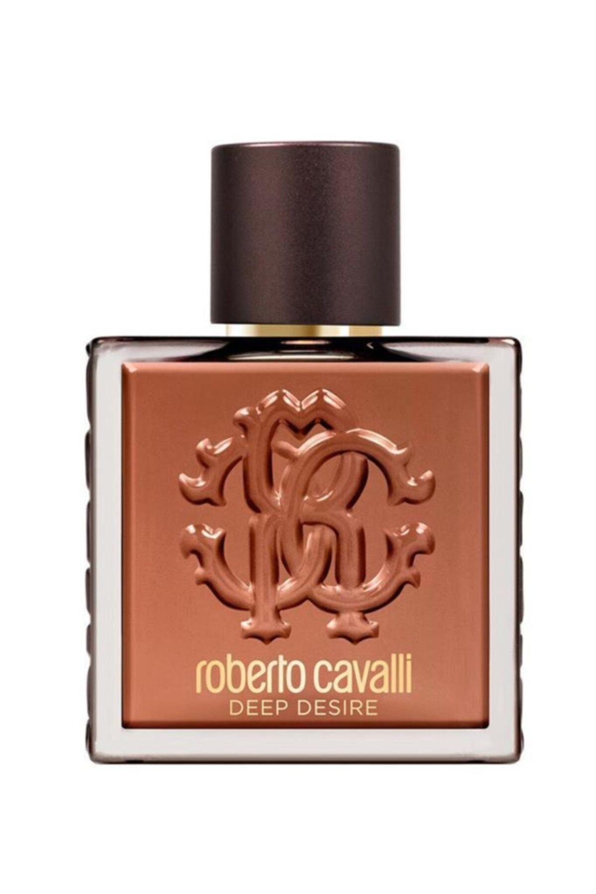 Roberto Cavalli Uomo Deep Desire Edt 100 ml Erkek Parfüm 3614227742642 1