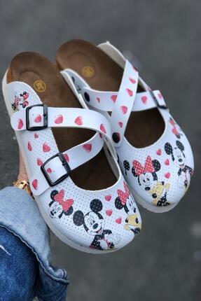 İnan Ayakkabı Mantar Iç Bayan Sandalet